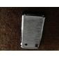 삼성 i9000 (실버)의 전기 도금 보호 케이스를 빛나는