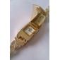 Женские Модные часы Кварцевый сплав Группа Золотистый бренд-