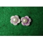 lureme®flower шаблон жемчужные серьги