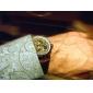 Men's Watch Auto-Mechanical Skeleton Hollow Engraving Noctilucent Wrist Watch Cool Watch Unique Watch Fashion Watch