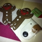 Dog Pattern Cable Winder
