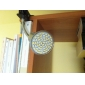 3w gu10 led spotlight mr16 60 smd 3528 240lm varm vit 2700k AC 220-240v 1pc