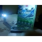 Portable Robotic LED White Light Book Reading Lamp