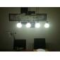G9 27x5050 SMD 3.5W 300LM 5500-6500K 내츄럴흰색빛 LED 콘전구 (230V)