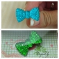 Bowknot Style Anti-dust Plug for iPhone, iPad & Others (Assorted Colors)