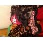 Gato Cachorro Camiseta Roupas para Cães Casual Tiaras e Coroas Rosa Ocasiões Especiais Para animais de estimação