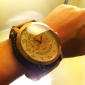 Mulheres Relógio de Moda Quartzo PU Banda Preta Branco Vermelho Marrom
