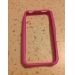 Protective Silicone Bumper for iPhone 4 (Pink)