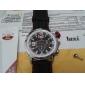 V6 Муж. Наручные часы Кварцевый Японский кварц силиконовый Группа Черный