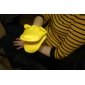 Dog Shaped Silicone Insulated Glove Oven Mitt (Random Color)