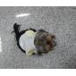 Собака Толстовки Одежда для собак Терилен Зима Однотонный Костюм Для домашних животных