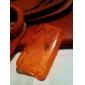 защитная задняя крышка для iphone (оранжевый)