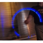 Sykkellykter hjul lys Blinkende ventillys LED Sykling batterier AG10 Lumens Batteri Sykling