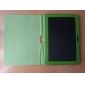 용 삼성 갤럭시 케이스 스탠드 / 플립 케이스 풀 바디 케이스 단색 인조 가죽 Samsung Note 10.1 / Tab 2 10.1