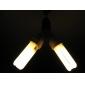 E27 1 à 2 LED Light Bulb Socket Splitter adaptateur