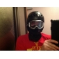 Bisiklet/Bisiklet Yüz Maskesi Unisex Bisiklete biniciliği / Bisiklet Motosiklet Sıcak Tutma Anatomik Tasarım Toz Geçirmez Koruyucu Kış
