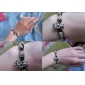 Fashion Skull Alloy Bracelet