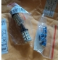 T10 0.5W Blue Light LED Bulb for Car (DC 12V, 4-Pack)