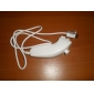Nunchuk Controller for Nintendo Wii/Wii U (White)