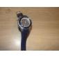 caoutchouc multi-fonctionnelle montre bracelet numérique des hommes (couleurs assorties)
