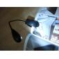 2-conduit pince souple bras livre lampe portative