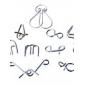 Логические головоломки, IQ тест игрушки (набор из 7 шт.)