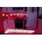 водонепроницаемый 5м 300x5050 SMD RGB светодиодные ленты света лампы с 44-кнопки пульта дистанционного управления набором (12)