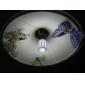 glow-in-libellule noire