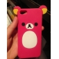 Little Bear Design Soft Case for iPhone 5/5S (Assorted Colors)