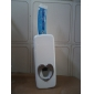 Dispositivo para Espremer Pasta de Dentes + Suporte de Escova de Dentes
