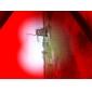 jelly-objektiv med hjerte ramme / blåt filter effekt