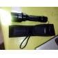 Linternas LED Linternas de Mano LED 200 Lumens 5 Modo Cree XR-E Q5 1 x Batería 18650 Recargable Táctico para Camping/Senderismo/Cuevas