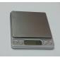 디지털 LCD 부엌 규모 (0.1g을 - 2,000g)