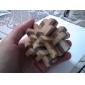 Кубик рубик Спидкуб Чужой Скорость профессиональный уровень Кубики-головоломки Дерево Новый год Рождество День детей Подарок