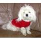 Chat Chien Pull Vêtements pour Chien Classique Garder au chaud Uni Rouge Vert Rose Bleu clair Bleu royal