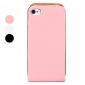 Складной чехол из кожзама для iPhone 4 и 4S (разные цвета)