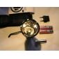 Светодиодные фонари Ручные фонарики Светодиодная лампа 1000 lm 5 Режим Cree XP-E R2 для Походы/туризм/спелеология Черный