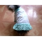 Chien Robe Vêtements pour Chien Lettre et chiffre Vert Costume Pour les animaux domestiques