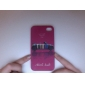 Protective Dull Polished Super Slim Car Patterned iPhone Case Cover (Pattern 20)