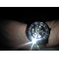 Men's Hollow Alloy Analog Mechanical Wrist Watch (Assorted Colors)