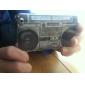 Case para iPod Touch4 - Cassette Rádio