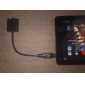 HDMI 1.4 어댑터 케이블, HDMI 1.4 to VGA 3.5mm 오디오 어댑터 케이블 Male - Female 0.1M (0.3Ft)
