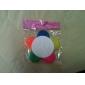 Лепестки формы 5 цветов подсветки флуоресцентные пера