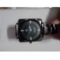 Relógio de Homem em Aço (Preto)