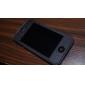 Бампер для iPhone 4 (черный)