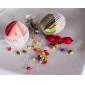 Красочные фрукты формы малого Eraser (50PCS)