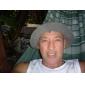 Hommes Montre de Sport Montre Tendance Montre Bracelet Energie solaire LED Etanche Energie solaire Caoutchouc BandeCool Pour tous les