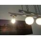 Lâmpada LED Branco Quente G9 3W 48x3528 SMD 150LM 2800-3200K (230V)