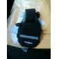 ROSWHEEL Bicycle Leather Saddle Tail Bag (Black)