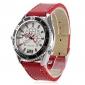 Men's PU Analog Quartz Wrist Watch (Assorted Colors)